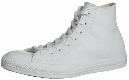 Converse CHUCK TAYLOR ALL STAR tenisówki i Trampki wysokie biały 136822C