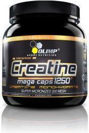Olimp Creatine Mega Caps 1250mg 400 kapsułek