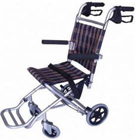 Innow Wózek ręczny transportowy (oddziałowy) aluminiowy składany