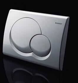 Geberit przycisk spłukujący Samba 115.770.21.1 chrom błyszcz