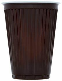 100szt 180ml BiałoBrązowe Kubki do napojów