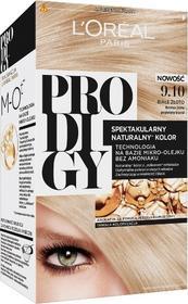 Loreal Prodigy5 9.10 Białe Złoto-bardzo jasny popielaty blond