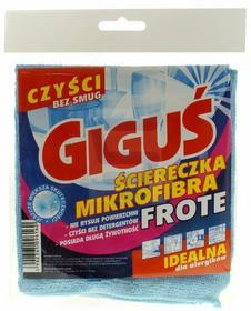 Giguś Ściereczka z mikrofibry frotte 1 szt.