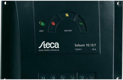 Steca Regulator ładowania Solsum 10.10F 10 A