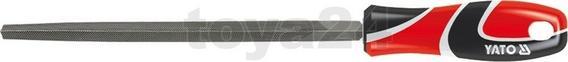 Yato Pilnik do metalu, trójkątny, półgładzik 200 mm YT-6187