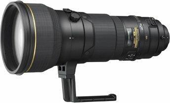 Nikon AF-S 400mm f/2.8 G ED VR FX