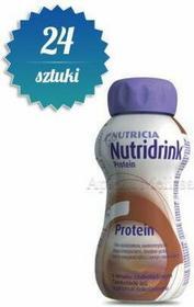 N.V.Nutricia Nutridrink Protein o smaku czekoladowym - 24