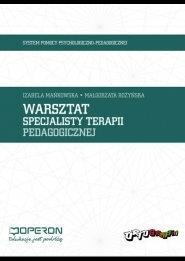 Izabela Mańkowska Warsztat specjalisty terapii pedagogicznej