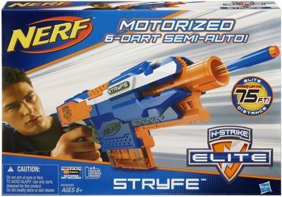 Hasbro Nerf N-Strike - Wyrzutnia Stryfe A0200