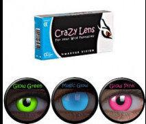 Maxvue Vision Crazy Lens UV Glow 2 szt.