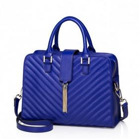 Nucelle Elegancka damska torebka do ręki Niebieska 1170762-06