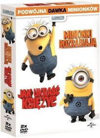 Jak ukraść księżyc / Minionki rozrabiają [BOX] DVD