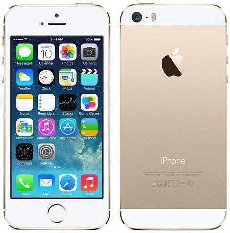 Apple iPhone 5s 16GB złoty