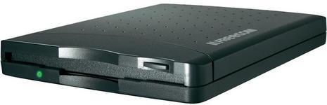 Freecom Napęd dyskietek USB 22767 funkcja hot-swappable 142 x 104 x 17 mm