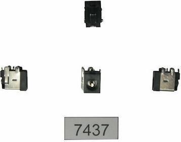 Toshiba Qoltec Gniazdo DC Satellite 1105/1115 7437.TH_S_1105
