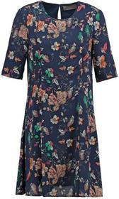 Vero Moda VMELLA Sukienka letnia czarny iris 10151588 kobiety