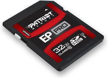 Patriot EP Pro SDHC 32GB UHS-I class 10