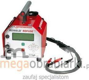 Rothenberger Zgrzewarka elektrooporowa ROWELD ROFUSE basic 48 V