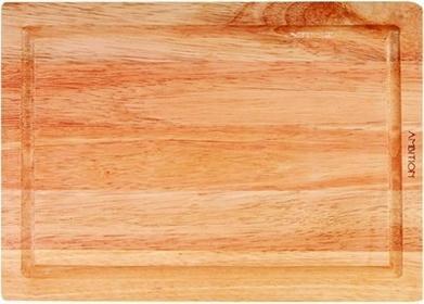 Ambition deska do krojenia z drewna kauczukowego 29251