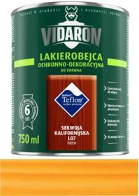 Vidaron Lakierobejca Ochronno - Dekoracyjna sosna złocista połysk 2,5l 45971