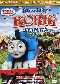 Tomek i Przyjaciele: Strzelające korki Tomka DVD