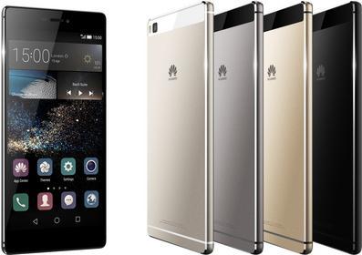 Huawei ASCEND P8 LTE Czarny