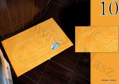 Mówisz i Masz Dywan 50 x 80 Łazienkowy nr 10 Żółty 20849