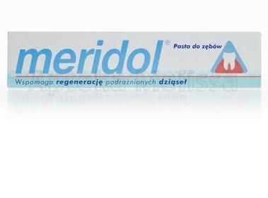 Meridol RADA SP.J. A.RUTKOWSKI Pasta do zębów - 75 ml