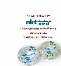 NKT cables Warszowice Sp. z o.o. EDI-2200 Przewód elektroinstalacyjny YDYpżo