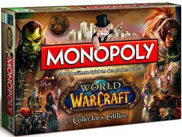 Hasbro Monopoly:orld ofarcraft Collectors Edition