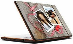 Oklejaj Walentynkowa naklejka na laptopa z własnego zdjęcia nr 1