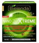 Bielenda Nano Forte Cell Xtreme 65+ krem odbudowujący na noc SPF8 50ml