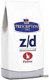 Hills Prescription Diet Feline z/d Low Allergen 2 kg