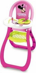 Smoby Krzesełko dla lalki do karmienia Myszka Minnie 24206