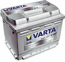 Varta SILVER 74 Ah E38  574 402 075