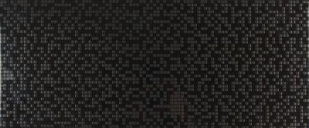 Ceramika Color Neo-Geo Dekor 25x60 Czarny Pixel Poler