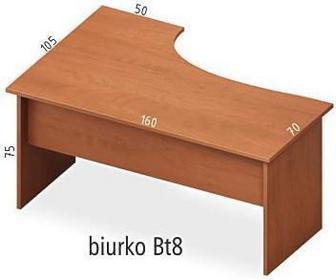 Antrax Biurko narożne Bt8