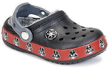 Crocs Chodaki Dziecko CB DARTH VADER LINED CLOG Czarny Dziecko