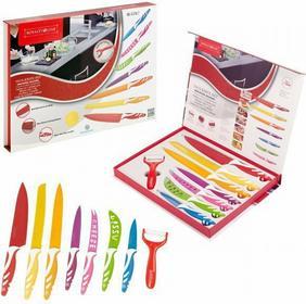 Royalty Line Zestaw noży Ceramiczne 8 części