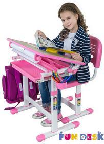 Fun Desk Bambino Pink