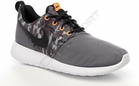 Nike Buty Dziecięce Roshe One Print (GS) 677782-004