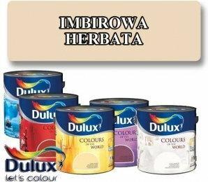 Dulux Kolory Świata IMBIROWA HERBATA 5L HAN08937