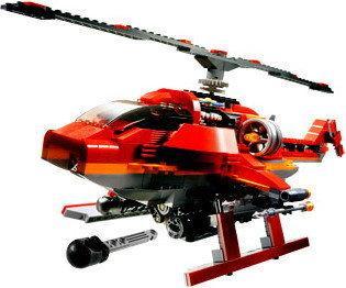 LEGO CREATOR Pojazdy 4895
