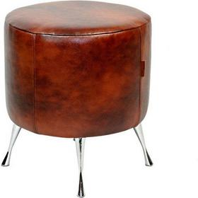 Happy Barok Pufa Natural Leather