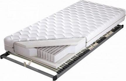 M&K Foam Materac Venus Multi Materac kieszeniowy LXI - Salon firmowy Koło
