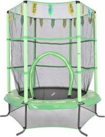 Athletic24 140 cm - Trampolina domowa (Zielona)