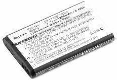 Toshiba subtel PX1728 Bateria do Camileo B10 / P100 / P20 (1200mAh, 3.6V - 3.7V)