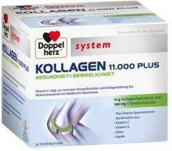 Queisser Pharma System Kollagen 11000 Plus 30 szt.