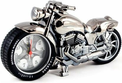 Budzik motocykl