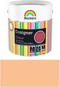 Beckers DESIGNER COLOUR Wodorozcieńczalna farba lateksowa LIGHT CORAL mat 5L